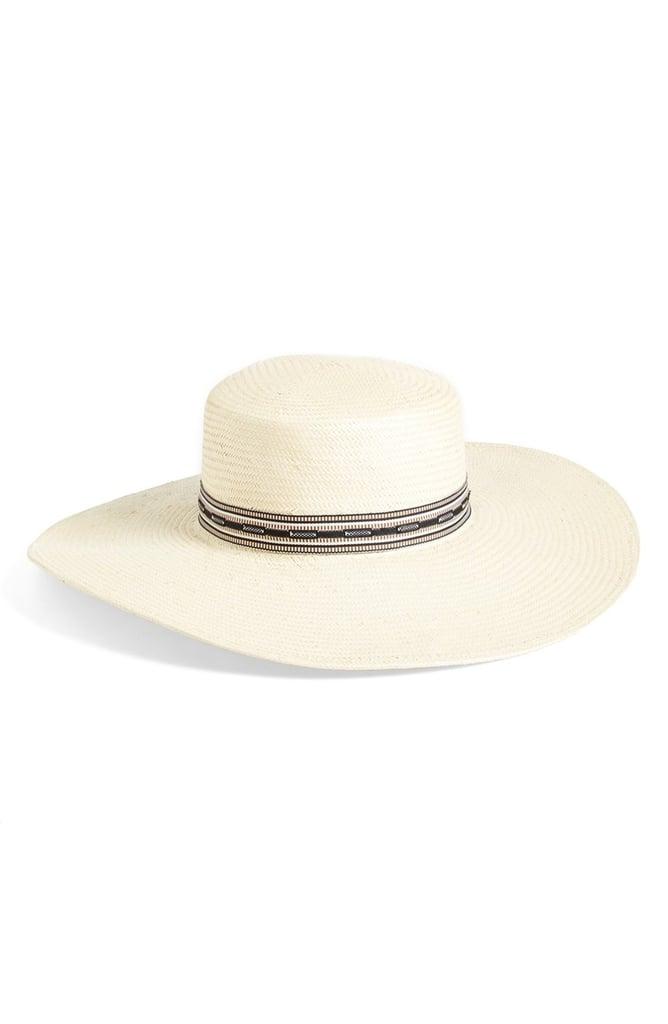 Brixton Stillwater Straw Sun Hat ($68)