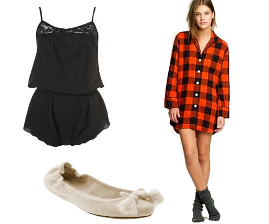 Gift Guide: Pajamas and Lingerie