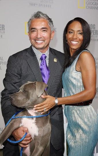 Jada Celebrates The Dog Whisperer's 100th Episode With Cesar