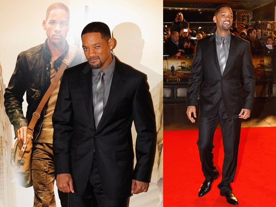 Will Smith Is Legend in London