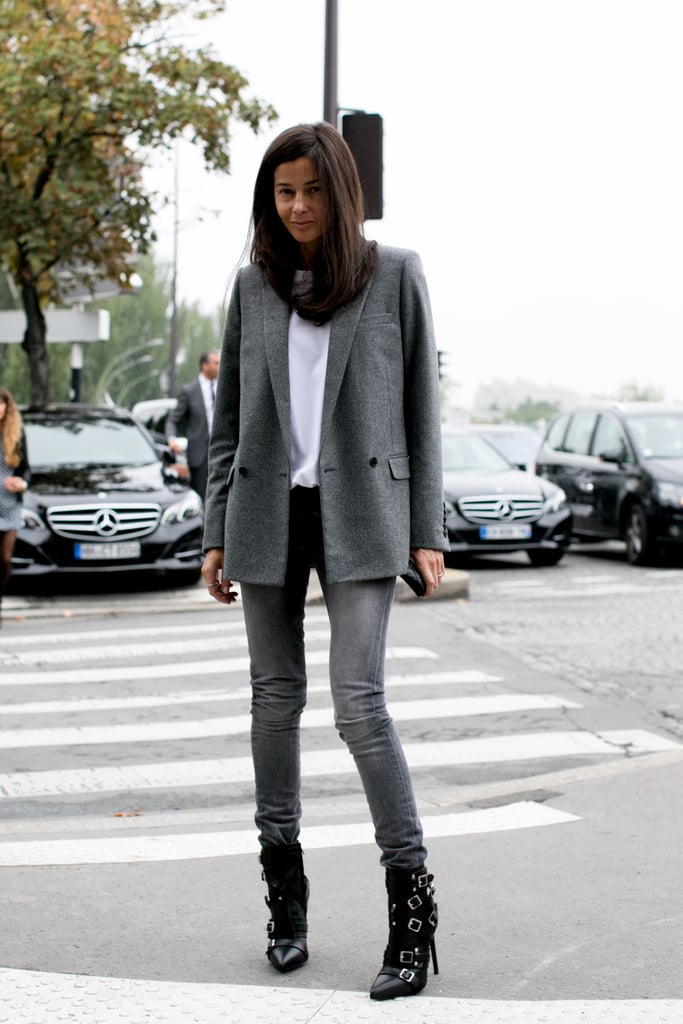 Subscribe to this dress code on Barbara Martelo for the chicest kind of effortless looks.