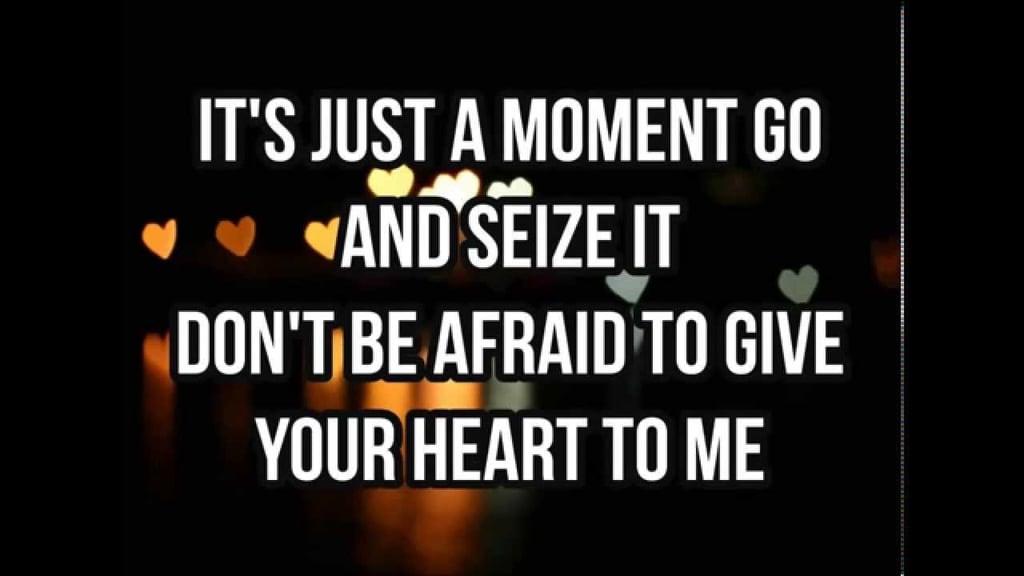 """""""My Heart Is Open"""" — Maroon 5"""