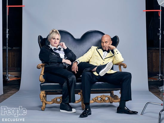 WATCH: Where Are Rebel Wilson and Keegan-Michael Key Road Tripping - with Nunchucks?