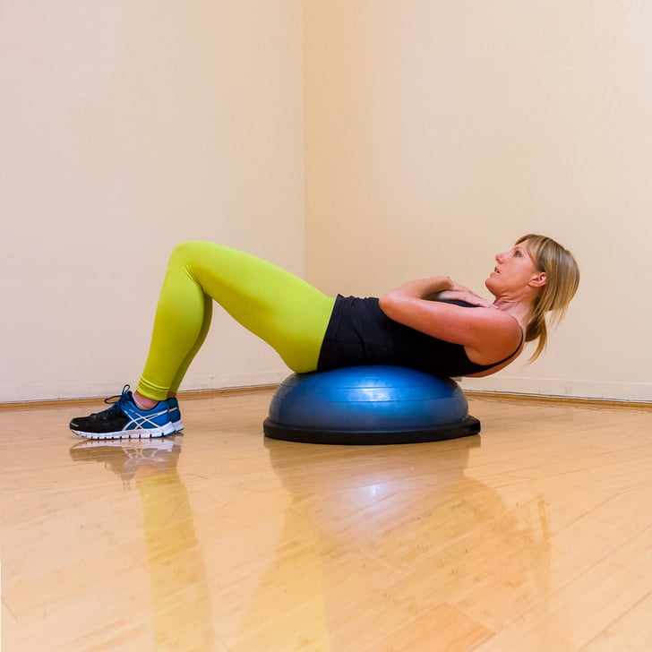 Balance Ball Sit Ups: Sculpt Muscles Faster With These