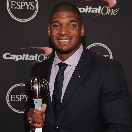 Michael Sam's ESPYS Arthur Ashe Courage Award Speech | Video