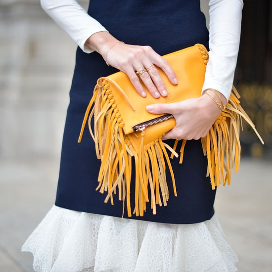 Yellow Accessories Shopping Guide Spring 2015