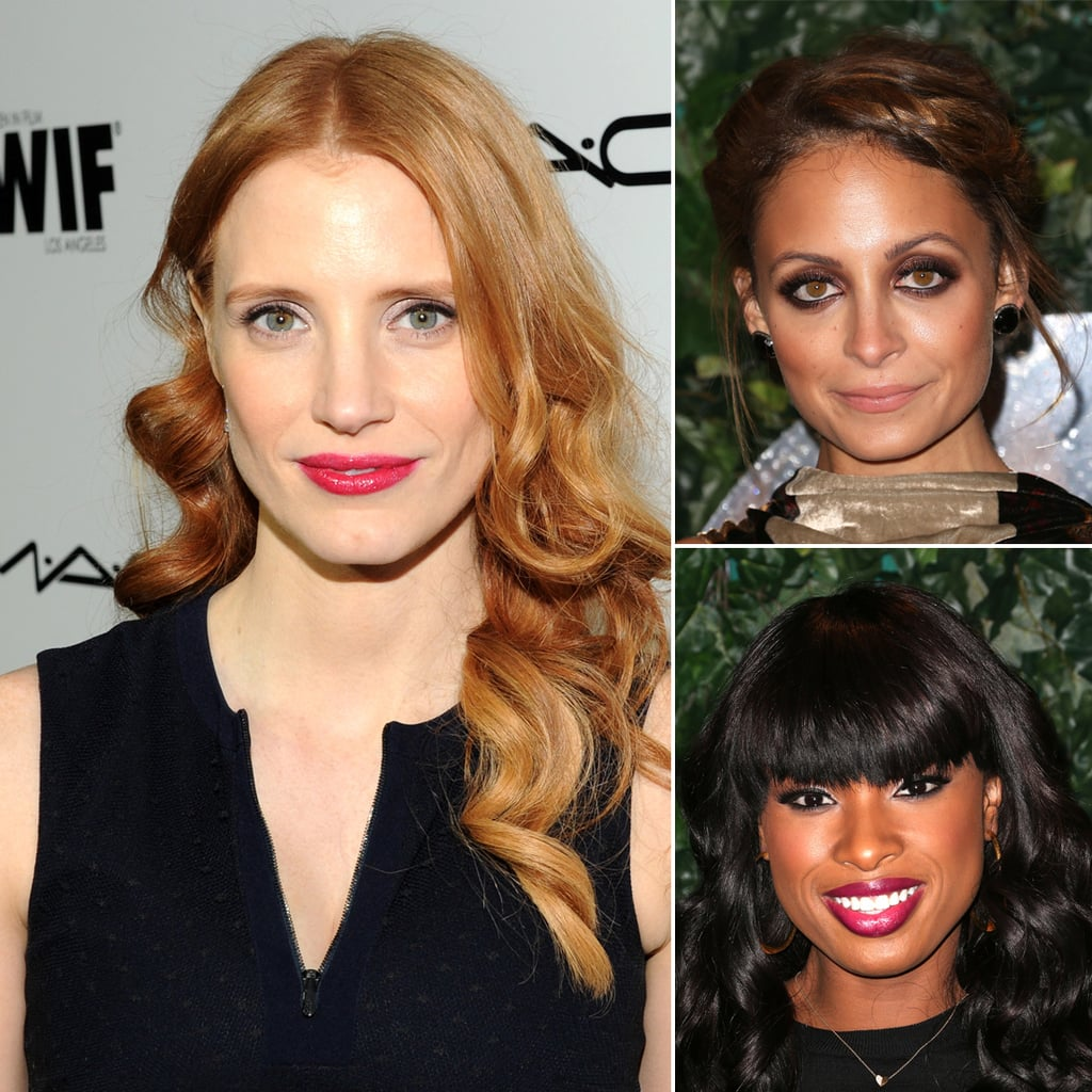 See the Stars' Gorgeous Beauty Looks at the Oscars Pre-Parties