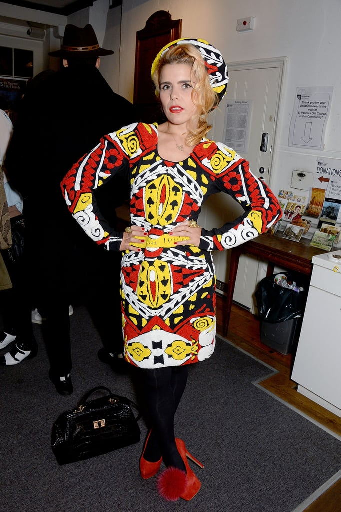 Paloma Faith at Prince's showcase for King.