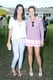 Rebecca Minkoff and Michelle Smith hit the Free Arts Kidsfest in the Hamptons in printed bottoms.