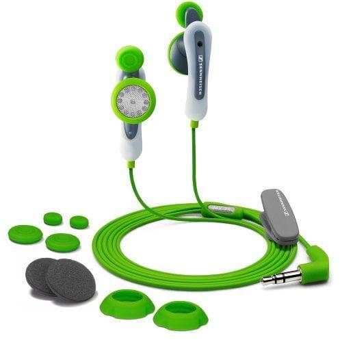 Sennheiser MX75 Twist-To-Fit In-Ear Stereo Sport Headphones