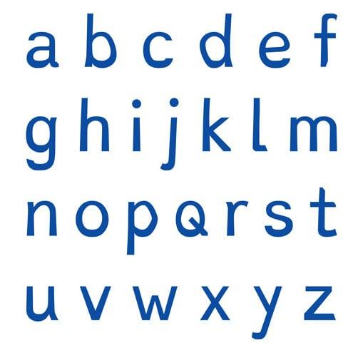 Dyslexia Font