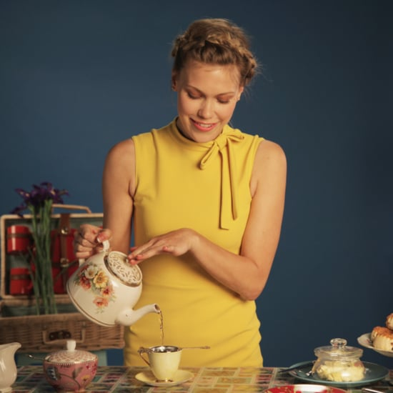 How to Throw a British Tea Party