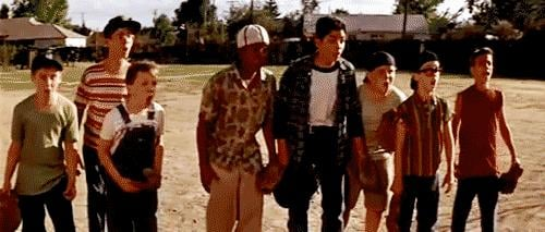 All in all, '90s baseball movies made everyone a fan.