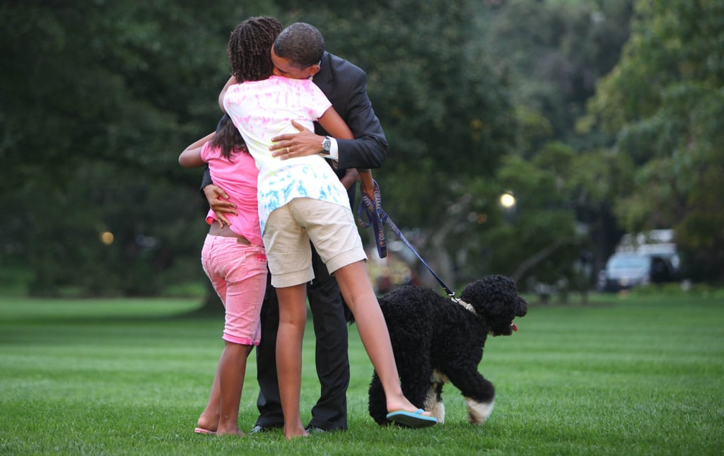 Even More Bo! First Dog Frolics With First Family