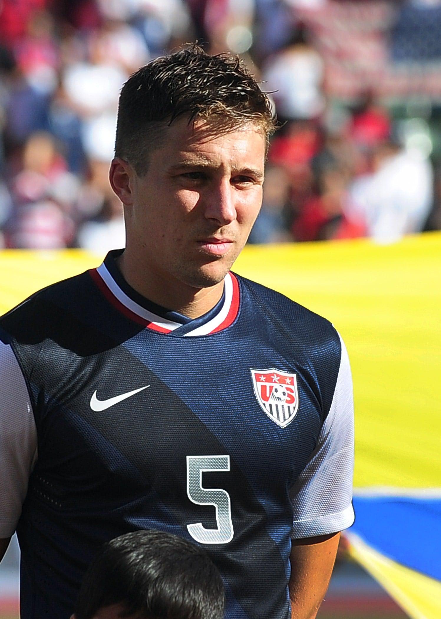 Matt Besler, USA