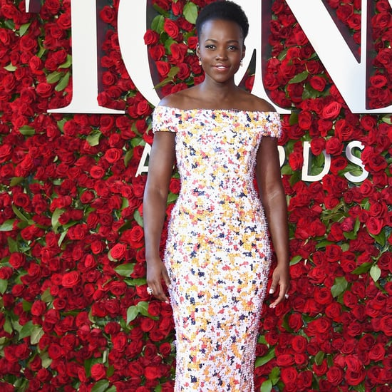 Lupita Nyong'o at the Tony Awards 2016