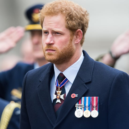 Prince Harry's Letter to Orlando Mayor After Shooting