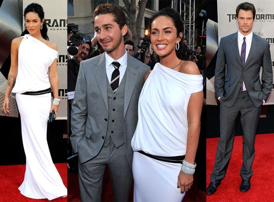 Red Carpet Photos of Transformers 2 Premiere in LA With Shia La Beouf, Megan Fox, Josh Duhamel, John Voight and Others