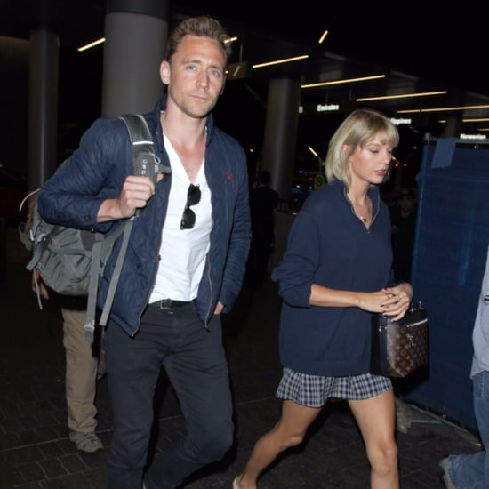 Taylor Swift and Tom Hiddleston's Couple Style