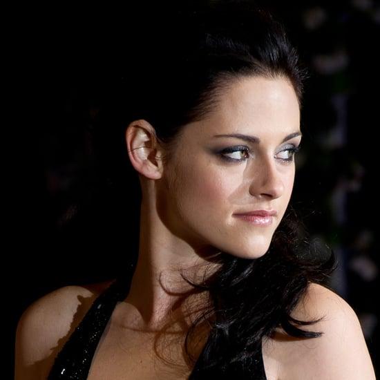 Kristen Stewart Signs With Balenciaga