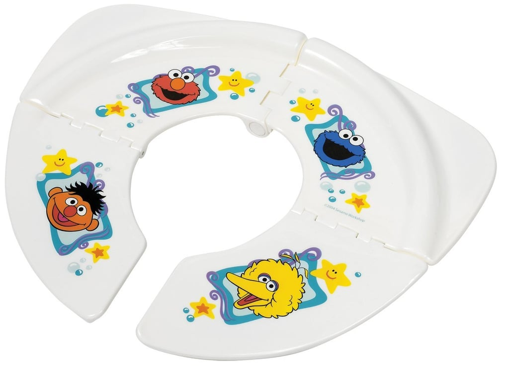 Ginsey Sesame Street Traveling Potty ($13)