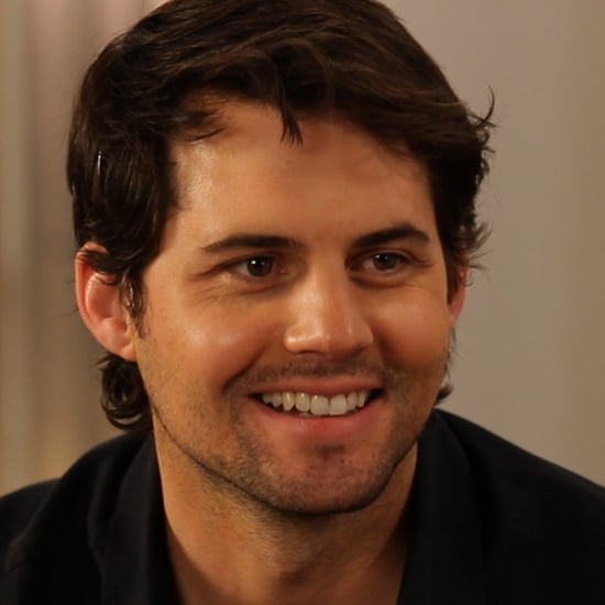 Kristoffer Polaha Star of Ringer Interview (Video)