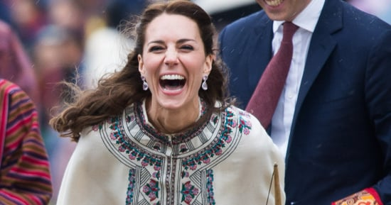 The Duchess Of Cambridge Goes To Bhutan, Finds Her True Calling In Archery