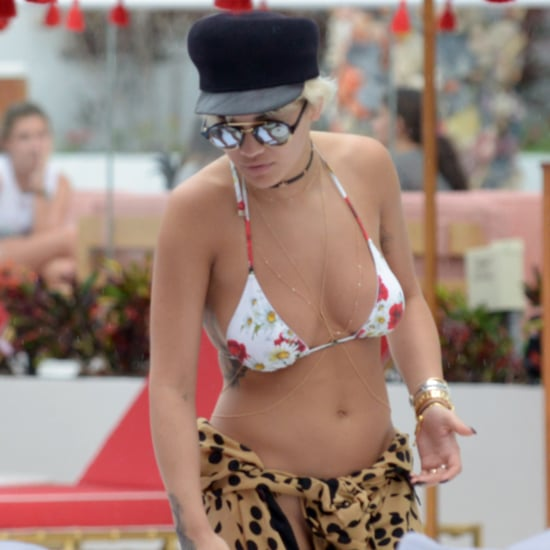 Rita Ora Bikini Pictures Miami January 2016