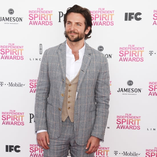Bradley Cooper at the Spirit Awards 2013