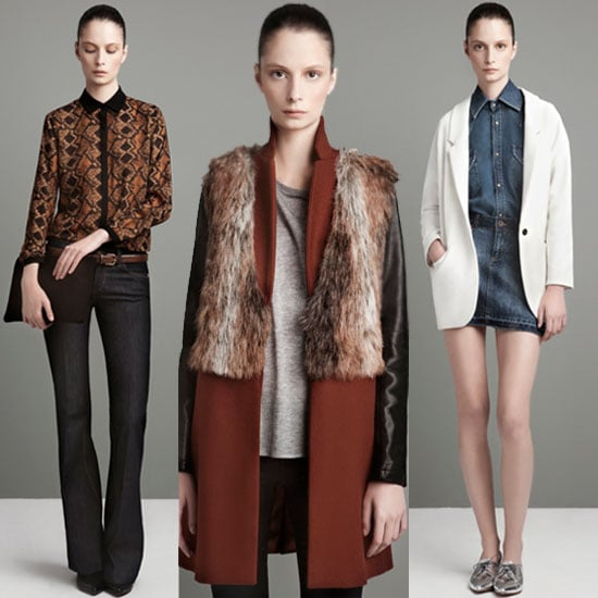 Zara Fall August 2011 Lookbook