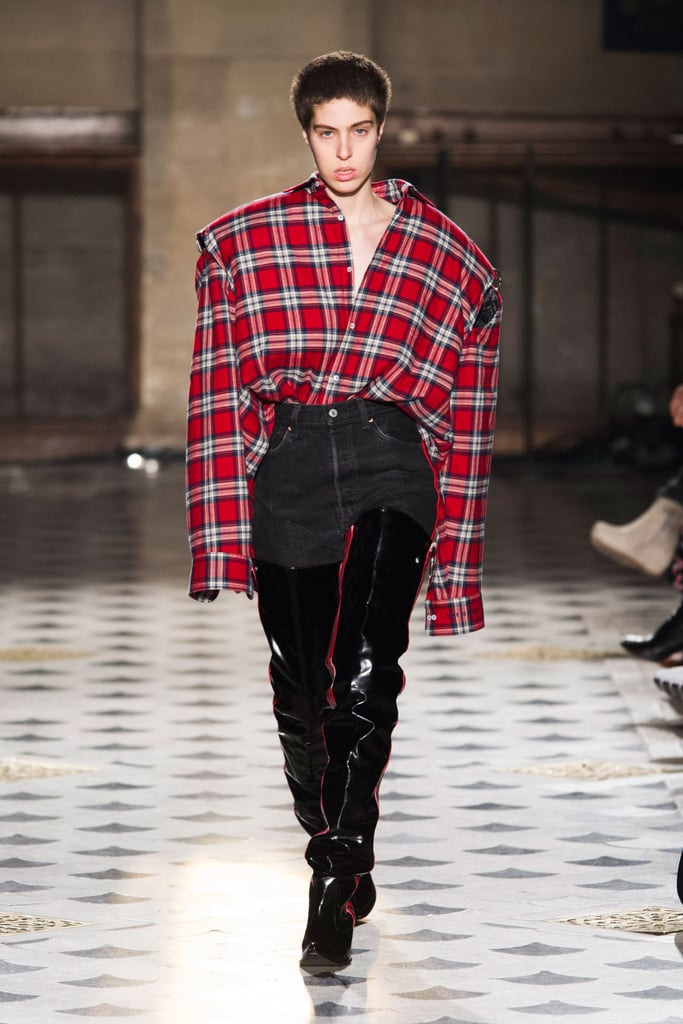 fashion shows designer vetements