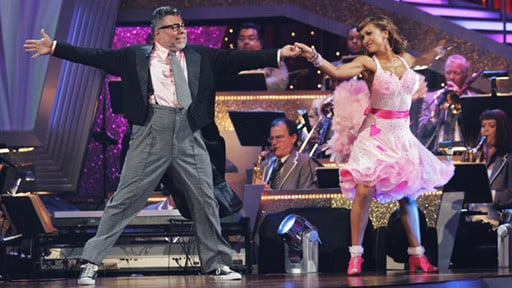 The Woz Survives DWTS's First Elimination