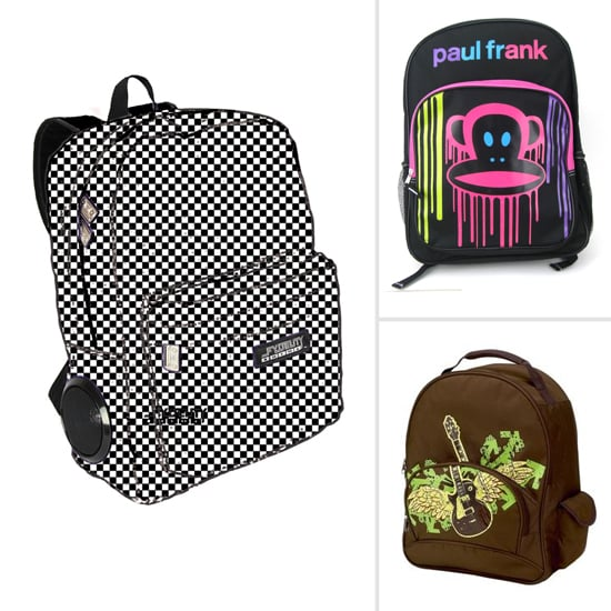 Rocking Backpacks