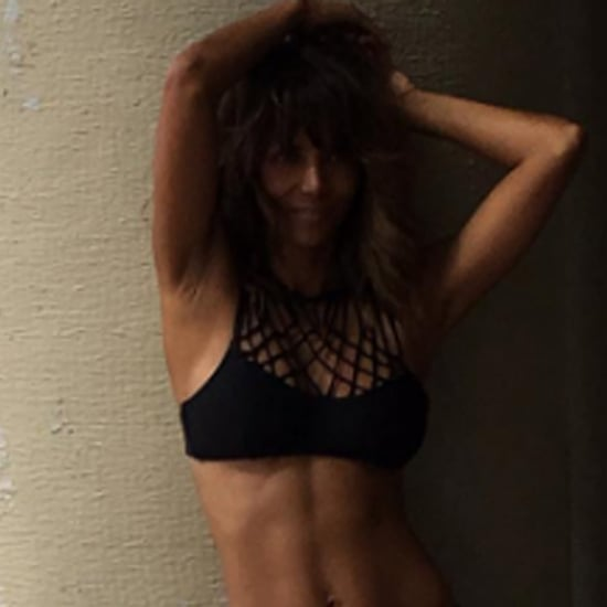 Halle Berry Bikini Photo on Instagram August 2016