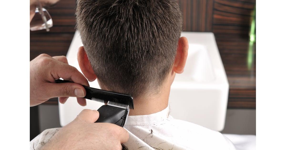 Фото затылков мужских стрижек