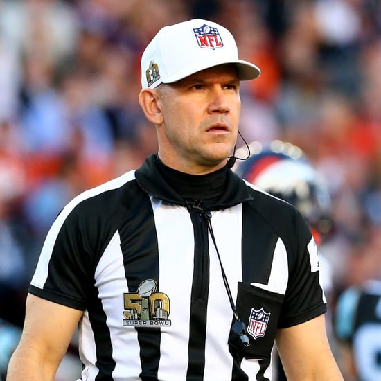 Super Bowl 50 Hot Referee Clete Blakeman