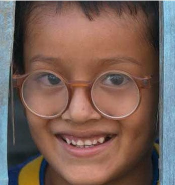 Donate Your Used Glasses to Someone Who Needs Them