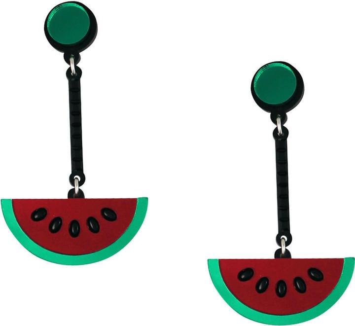 Jennifer Loiselle Watermelon Earrings