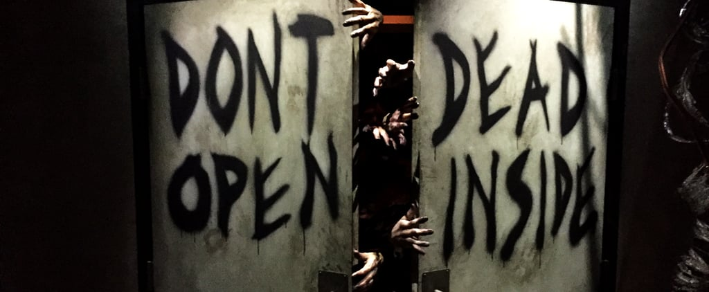 Universal's Walking Dead Attraction Might Just Scare the Living Sh*t Out of You