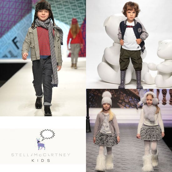 How Do You Feel About Designer Fashions For Kids?