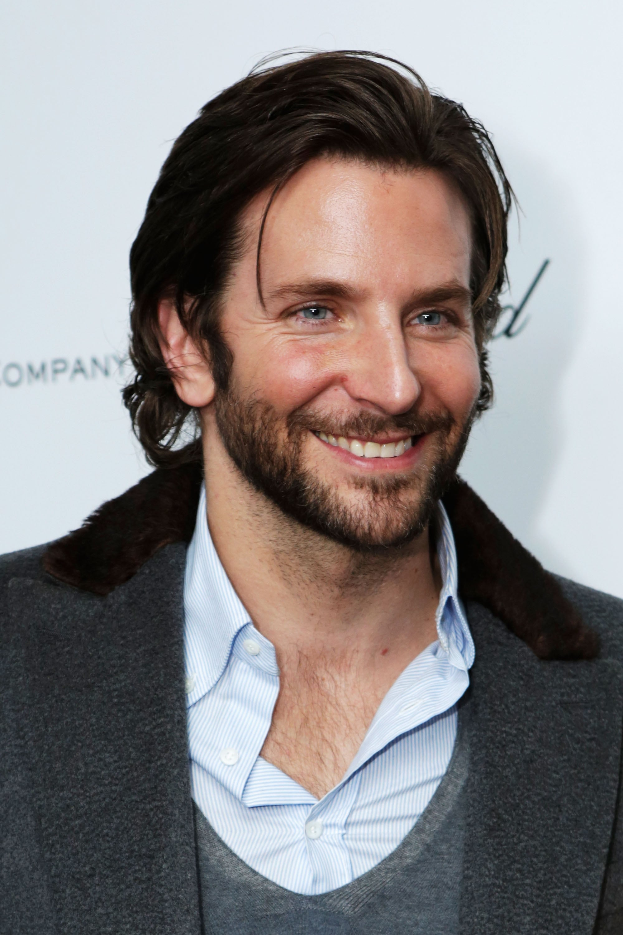 Bradley Cooper attended a Weinstein Company pre-Oscars party.