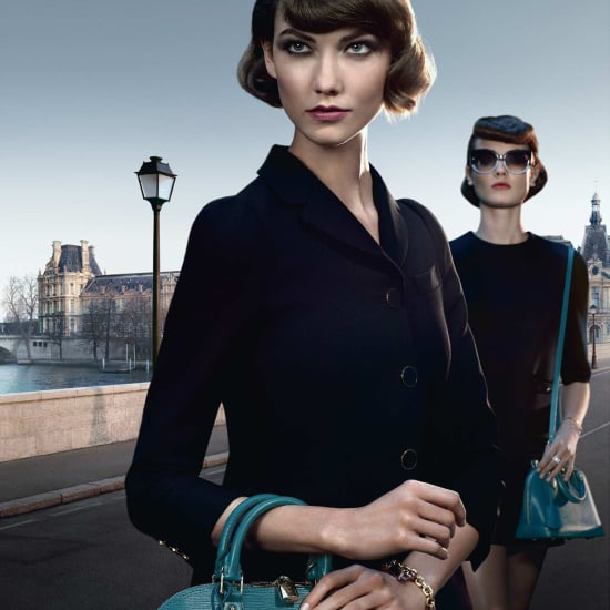 Louis Vuitton Alma Campaign Spring 2013 | Pictures