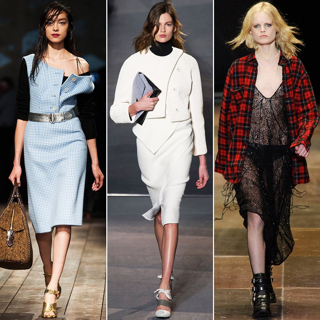 Here they are: our favorite trends from Fashion Month.