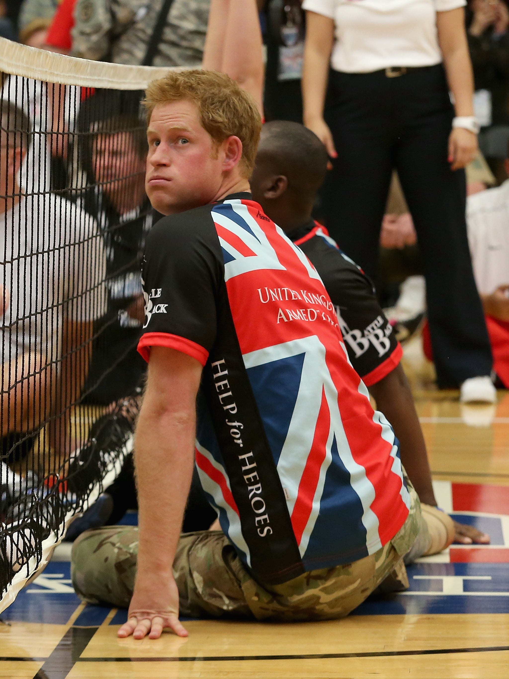 A Prince at Play: Harry Rocks the Warrior Games During His US Tour