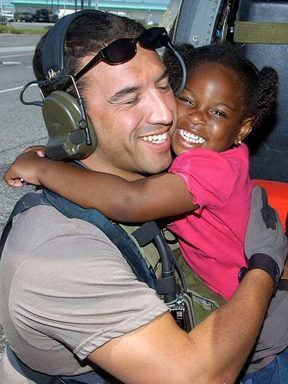Help This Vet Find the Little Girl He Rescued from Hurricane Katrina
