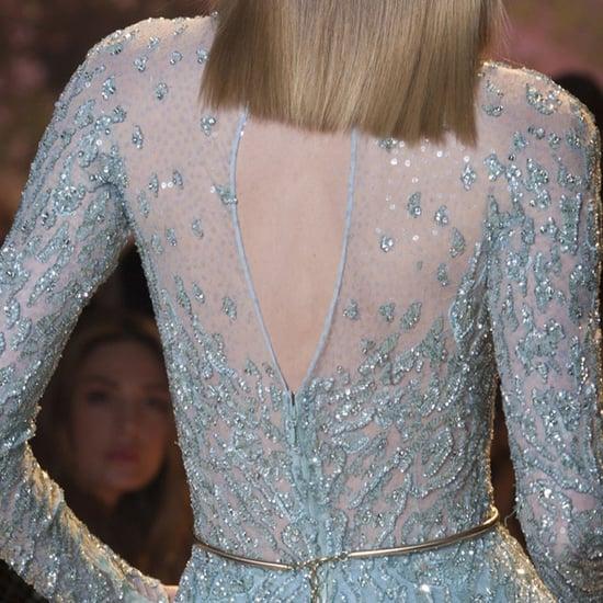 Paris Couture Fashion Week Detail Pictures   Spring 2014