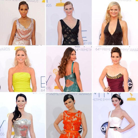 2012 Emmy Awards: Who Wore What