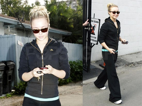 News on Heroes Co-stars Hayden Panettiere and Milo Ventimiglia Dating
