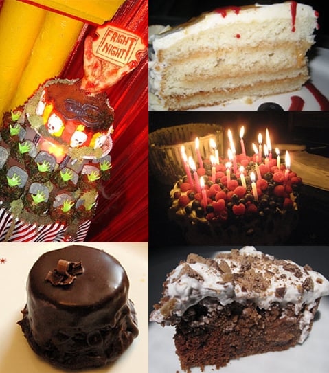 Our Favorite Cakes of 2007