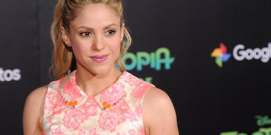 Shakira Clears Up Rumor So Paparazzi Will Stop Going Through Her Garbage
